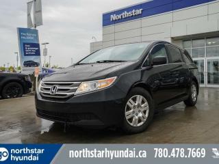 Used 2012 Honda Odyssey LX/BACKUPCAM/HEATEDSEATS/BLUETOOTH for sale in Edmonton, AB