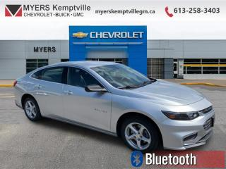 Used 2016 Chevrolet Malibu LS  -  Bluetooth -  A/C for sale in Kemptville, ON