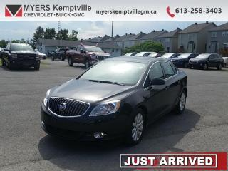 Used 2013 Buick Verano CONVENIENCE  - Bluetooth -  Remote Start for sale in Ottawa, ON