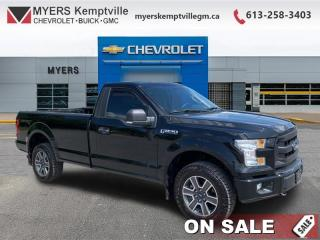 Used 2017 Ford F-150 XL for sale in Kemptville, ON