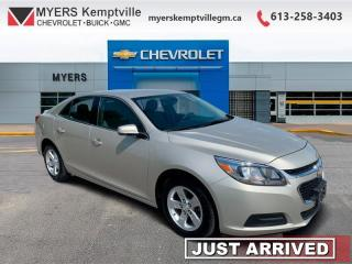 Used 2015 Chevrolet Malibu LS  - Bluetooth -  OnStar for sale in Kemptville, ON
