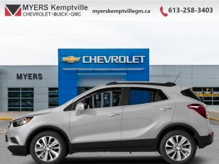 Used 2019 Buick Encore Sport Touring  - Leather Seats for sale in Kemptville, ON