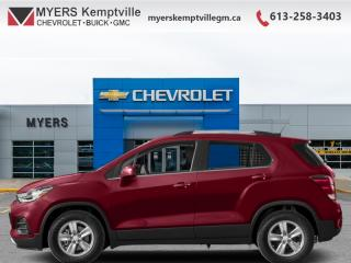 Used 2019 Chevrolet Trax LT  - Sunroof for sale in Kemptville, ON