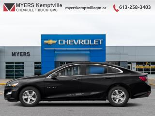 Used 2019 Chevrolet Malibu for sale in Kemptville, ON