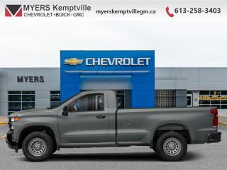 New 2019 Chevrolet Silverado 1500 Work Truck  - LT Plus Package for sale in Ottawa, ON