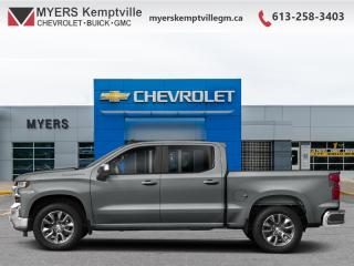 New 2019 Chevrolet Silverado 1500 - Heated Seats for sale in Ottawa, ON