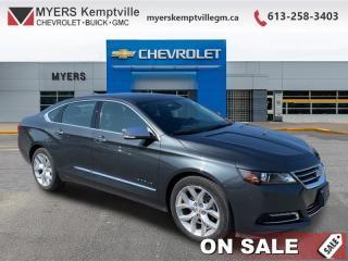 Used 2019 Chevrolet Impala Premier  -  - Air - Tilt for sale in Kemptville, ON