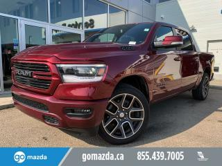 Used 2019 RAM 1500 SPORT CREW BEAUTIFULLY REDESIGNED 2019 for sale in Edmonton, AB