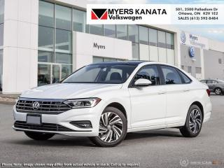 New 2019 Volkswagen Jetta Execline  - Winter Package for sale in Ottawa, ON