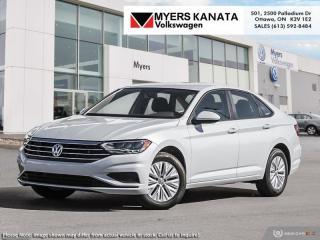 Used 2019 Volkswagen Jetta Comfortline Auto  - Heated Seats for sale in Kanata, ON