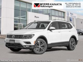 New 2019 Volkswagen Tiguan Highline 4MOTION for sale in Ottawa, ON