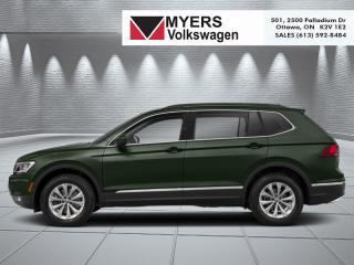 Used 2019 Volkswagen Tiguan COMFORTLINE 4Motion for sale in Ottawa, ON