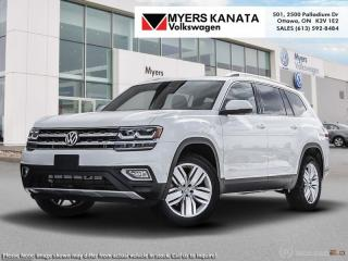 Used 2019 Volkswagen Atlas Execline 3.6 FSI  - Navigation for sale in Kanata, ON