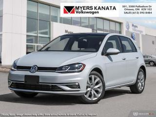 New 2019 Volkswagen Golf Execline 5-door Auto for sale in Kanata, ON