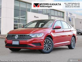 New 2019 Volkswagen Jetta Highline Auto  - Sunroof for sale in Kanata, ON