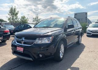Used 2012 Dodge Journey CREW/SXT for sale in Brampton, ON