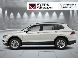 Used 2019 Volkswagen Tiguan Highline 4MOTION for sale in Ottawa, ON