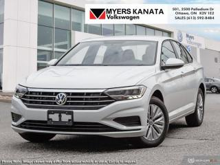 New 2019 Volkswagen Jetta Comfortline Auto  - Heated Seats for sale in Ottawa, ON