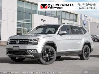 Used 2019 Volkswagen Atlas Highline 3.6 FSI 4MOTION for sale in Kanata, ON