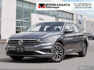 Used 2019 Volkswagen Jetta Highline auto for sale in Kanata, ON