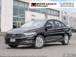 Used 2019 Volkswagen Jetta Comfortline Manual  - Heated Seats for sale in Kanata, ON