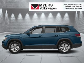 Used 2019 Volkswagen Atlas Comfortline 3.6 FSI 4MOTION for sale in Kanata, ON