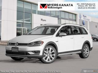 New 2019 Volkswagen Golf Alltrack Execline DSG for sale in Kanata, ON