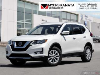 Used 2018 Nissan Rogue AWD SV  - Bluetooth -  Heated Seats for sale in Ottawa, ON