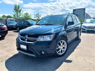 Used 2013 Dodge Journey R/T for sale in Brampton, ON
