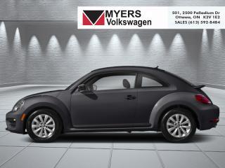 Used 2019 Volkswagen Beetle Wolfsburg Edition Auto for sale in Kanata, ON