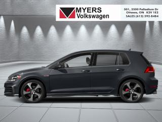 New 2019 Volkswagen Golf GTI 5-door DSG  - Heated Seats for sale in Kanata, ON