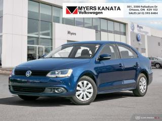Used 2014 Volkswagen Jetta Trendline plus 2.0 TDI 6sp for sale in Kanata, ON