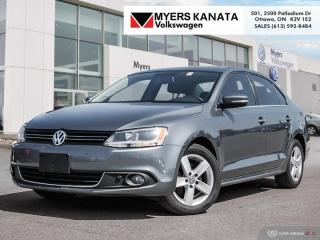 Used 2013 Volkswagen Jetta Comfortline 2.0 TDI 6sp DSG at w/Tip for sale in Kanata, ON