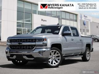 Used 2017 Chevrolet Silverado 1500 LTZ  -  Heated Seats for sale in Ottawa, ON
