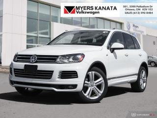 Used 2014 Volkswagen Touareg Execline 3.6L 8sp at Tip 4M for sale in Ottawa, ON