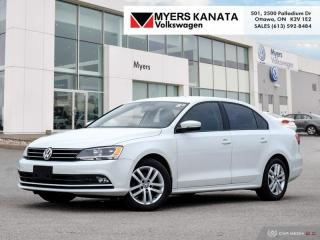 Used 2015 Volkswagen Jetta Trendline plus 2.0 TDI 6sp for sale in Kanata, ON