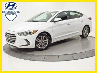 Used 2017 Hyundai Elantra GL, SIÈGES CHAUFFANTS, CAM DE RECUL, BLUETOOTH for sale in Brossard, QC