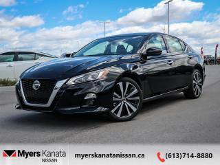 New 2019 Nissan Altima Platinum  - Leather Seats -  ProPilot - $249 B/W for sale in Kanata, ON