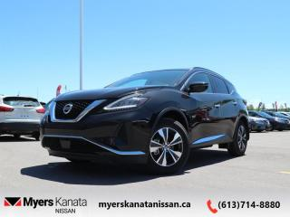New 2019 Nissan Murano S  - Heated Seats - $216 B/W for sale in Kanata, ON