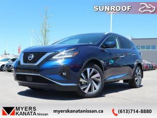 Used 2019 Nissan Murano SL AWD  - Navigation -  Sunroof - $282 B/W for sale in Kanata, ON