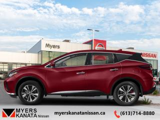 New 2019 Nissan Murano SV AWD   - Navigation -  Sunroof - $260 B/W for sale in Kanata, ON