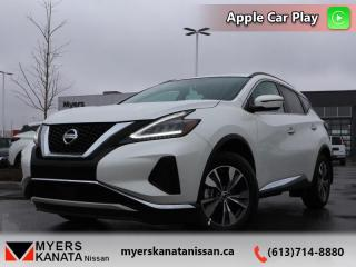 New 2019 Nissan Murano S  - Heated Seats - $217 B/W for sale in Kanata, ON