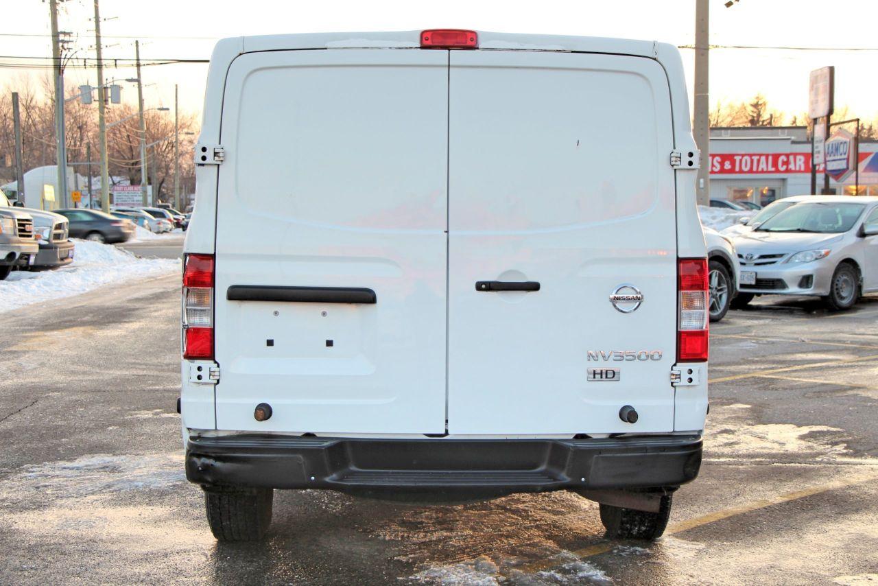 2012 Nissan NV 3500
