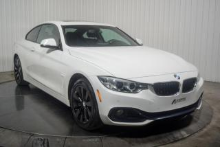 Used 2015 BMW 4 Series 428 XDRIVE AWD CUIR TOIT NAVI for sale in St-Hubert, QC