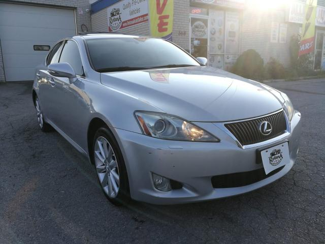 2010 Lexus IS 250 Accident Free | One Owner | Navi | Backup Camera