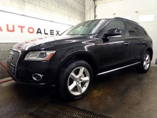 Used 2015 Audi Q5 2.0T Komfort QUATTRO CUIR MAGS 18 for sale in St-Eustache, QC