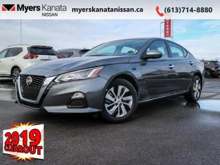 New 2019 Nissan Altima S  - Heated Seats -  Remote Start - $199 B/W for sale in Kanata, ON