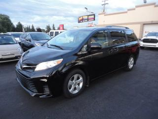 Used 2019 Toyota Sienna LE 8 Pass GPS Portes Elec Camera for sale in Laval, QC