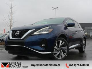 New 2019 Nissan Murano SL AWD  - Navigation -  Sunroof - $289 B/W for sale in Ottawa, ON