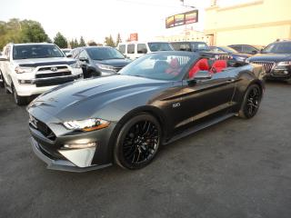 Used 2018 Ford Mustang GT Premium Convertible Performance Pkg for sale in Laval, QC
